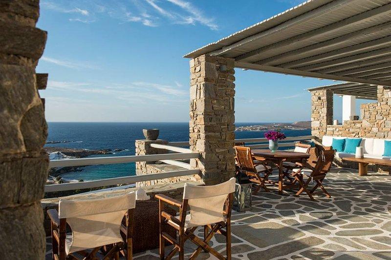 Villa TERRA, Paros, Griechenland