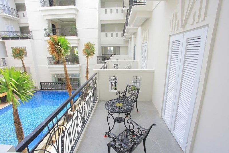 Indies Heritage Accommodation (Deluxe Twin Room 2), holiday rental in Banguntapan