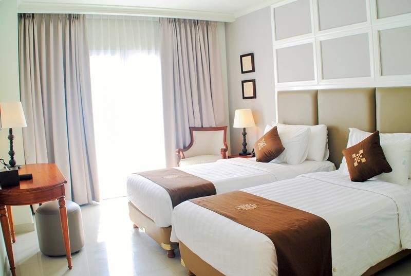 Indies Heritage Accommodation (Deluxe Twin Room 4), holiday rental in Banguntapan