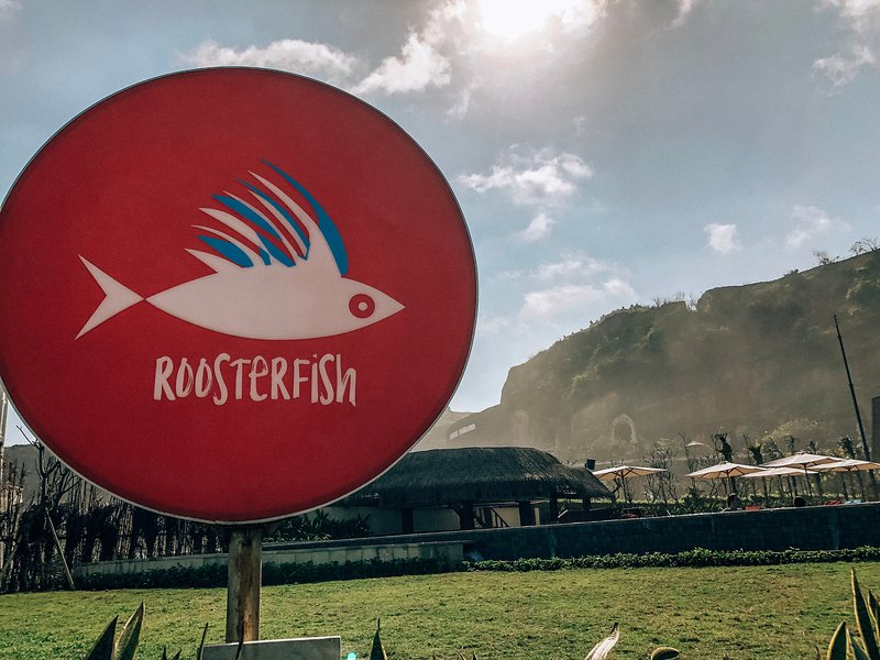 Club de playa Roosterfish en Pandawa Beach