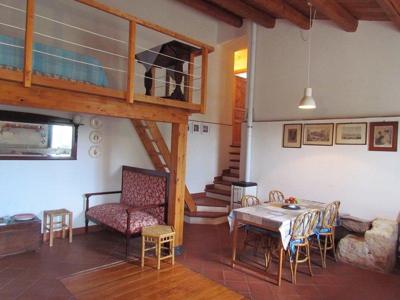 Casa Sarculla, vakantiewoning in Rigolizia