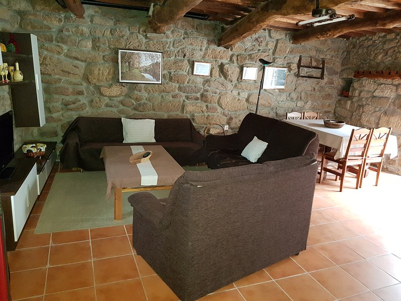 Casa García, alquiler de vacaciones en Provincia de Ourense