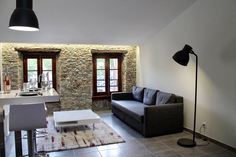 Appartement 'Le Voltaire', casa vacanza a Cavanac