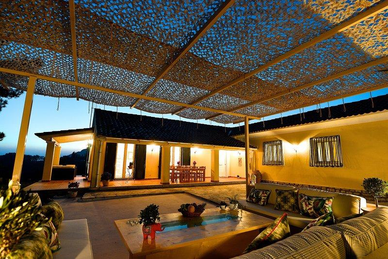 Da Sofia, Traditional Villa in Pelekas, Corfu, holiday rental in Pelekas