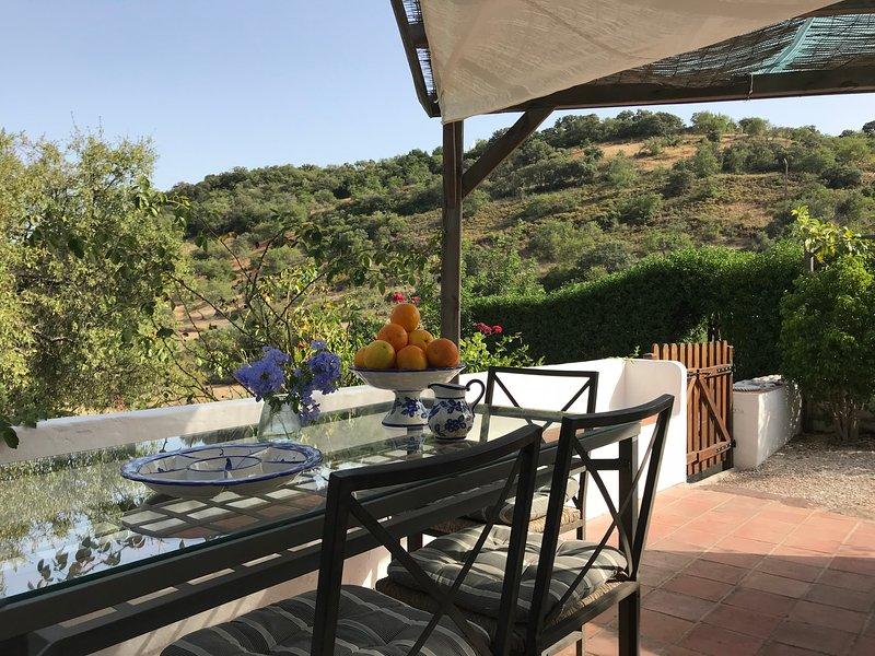 Casa Olivia - Charming renovated farmhouse with panoramic views, location de vacances à Sao Bras de Alportel