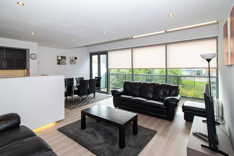 Matrix 3, holiday rental in Lennoxtown