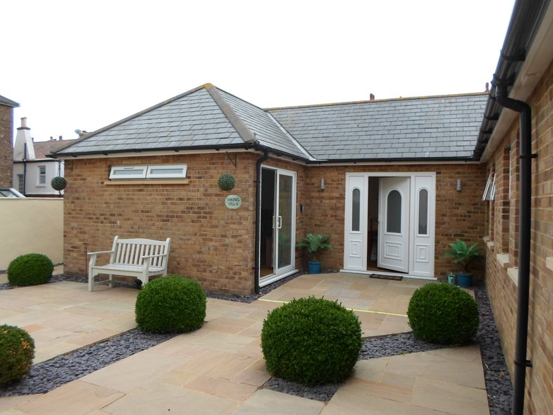 Our gated bungalow is suitable to the very young and people with mobility issues alike.