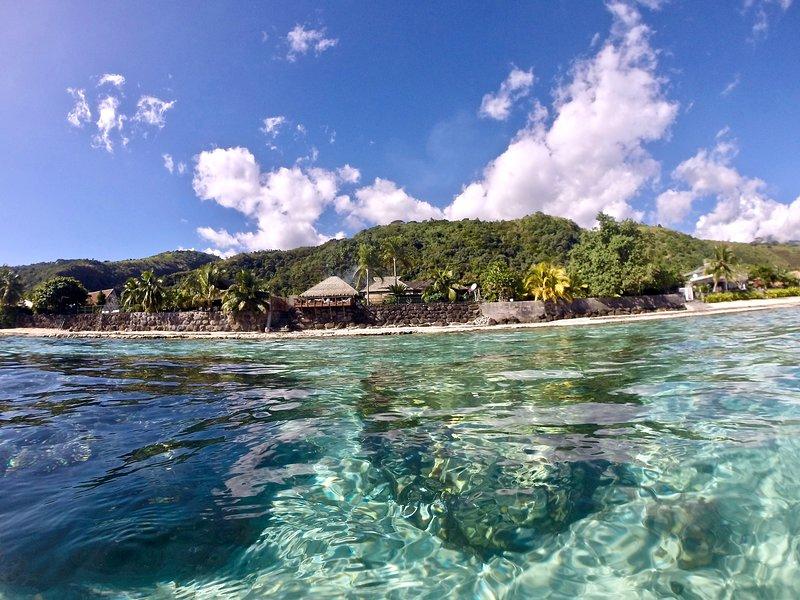 Marama Lodge Tahiti, holiday rental in Tahiti