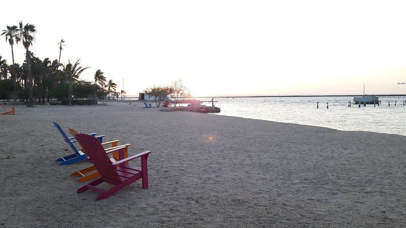 Beach close to 10 minutes