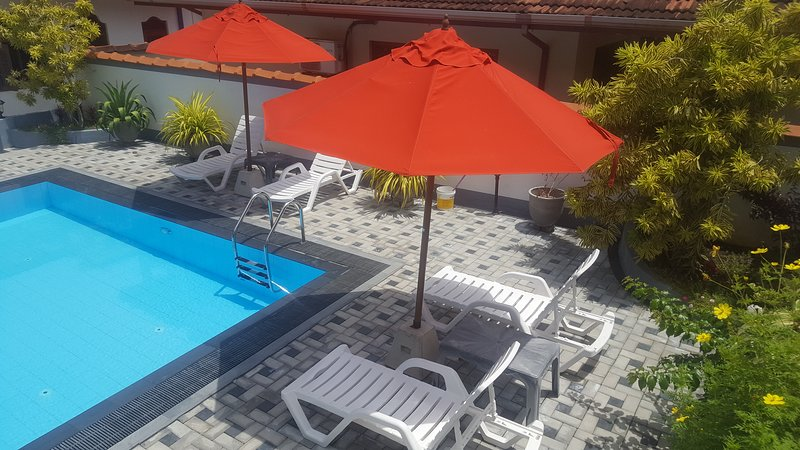 Chamo Villa Sri Lanka  (spend your time calm and joyfully ), Ferienwohnung in Moragalla