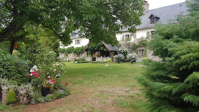 Entre Cherbourg et Mont-Saint-Michel, location de vacances à Saint-Michel-de-la-Pierre