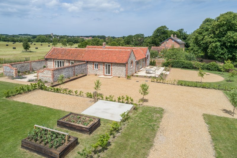 The Stable Yard, holiday rental in Roughton