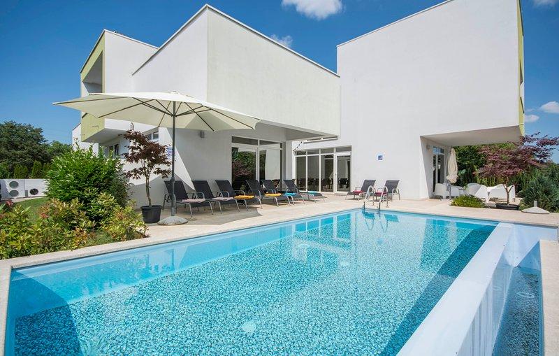 Villa Kate, Near Rovinj, 2 Pools, 4 Bedrooms, holiday rental in Zminj