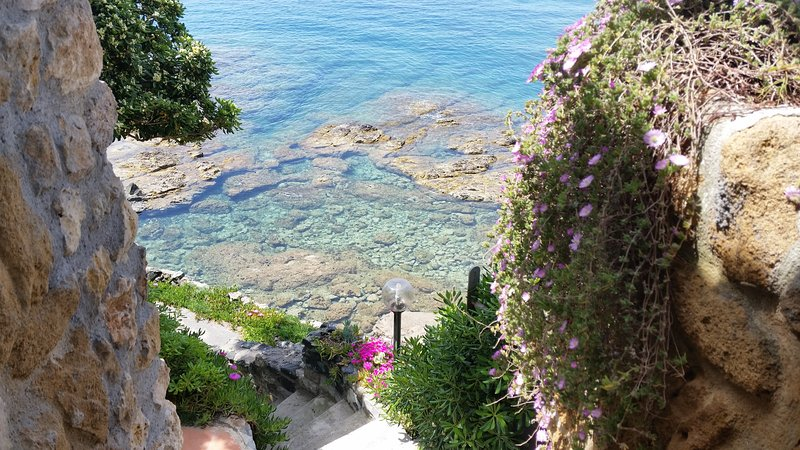 rifugio del mare, vacation rental in Quercianella