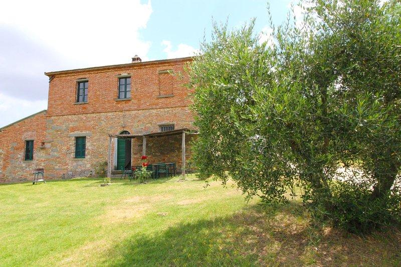 SANTA VITTORIA, location de vacances à Foiano Della Chiana