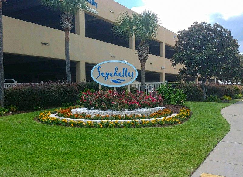 Willkommen im Seychelles Beach Resort in Panama City Beach, Florida. Paradies in Latitude 30!