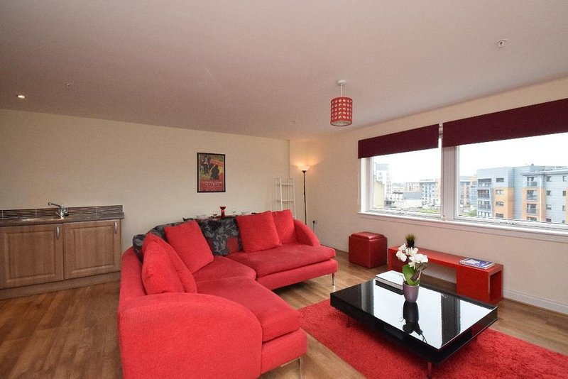 The Plaza Apartments (Great Location + Free Parking Near Glasgow City Centre), location de vacances à Glasgow