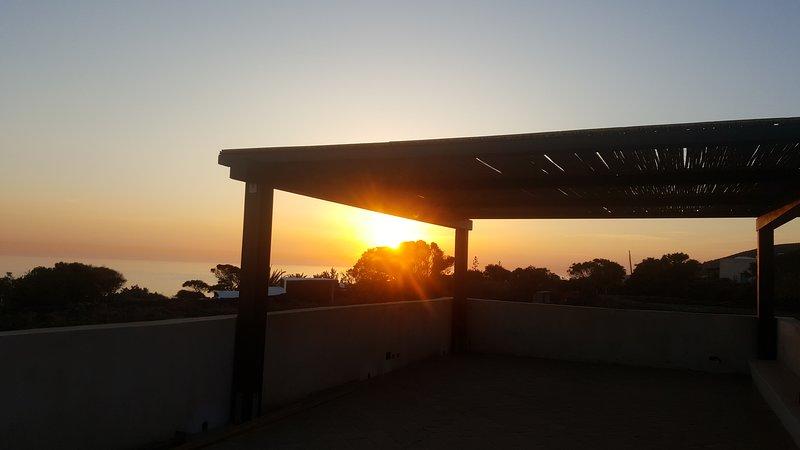 Dammusi di Pietra STELLA, casa vacanza a Pantelleria