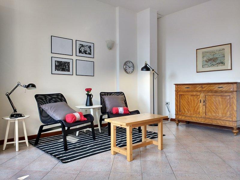 Bright apartment in Marostica, holiday rental in Zane