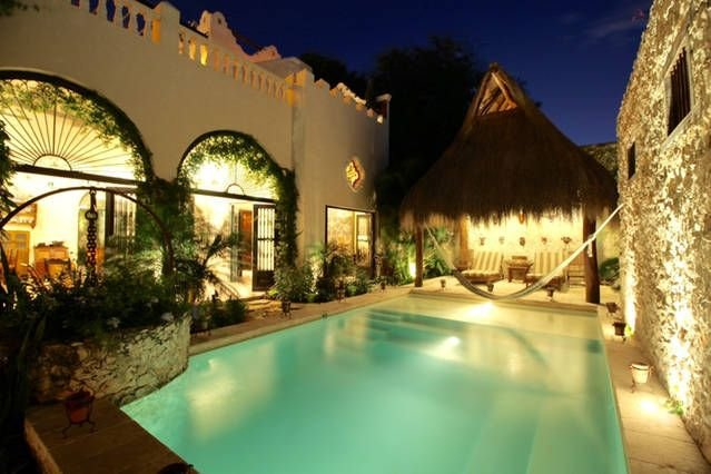 Experience Merida in Grand Colonial Style, holiday rental in Acanceh
