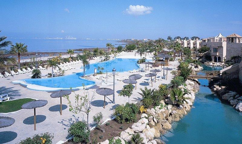 Aree comuni e piscine