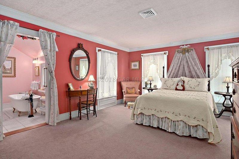Jane Austen Room Auteur de Pride & Prejudice 150,00 $ par nuit
