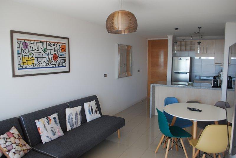 Apartaments Aqua Renaca Spa 053 - Enjoy the Family in the Ocean, location de vacances à Renaca