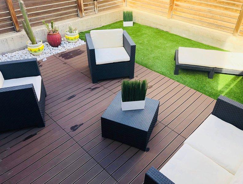 Vivienda Unifamiliar 3d 2b Terraza Y Jardin Wifi Updated