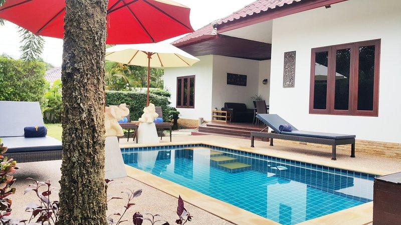 Banburi Villa, holiday rental in Pak Nam