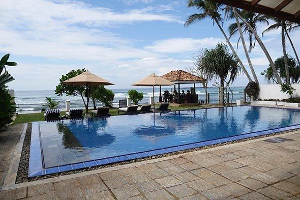 Ocean Suite - Ocean Crest, holiday rental in Ahangama