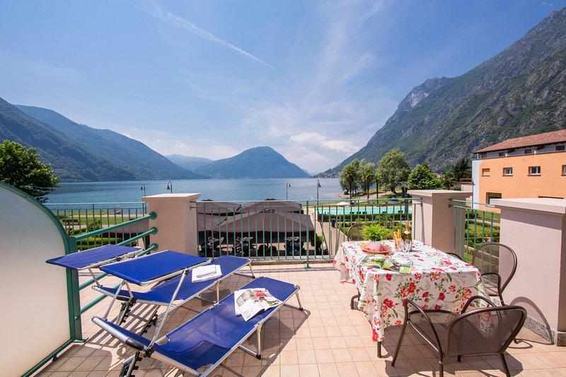 Porto Letizia P10, vacation rental in Province of Como