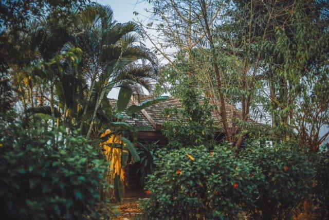A4 · Kalm Pai Resort Hot Spring Cozy Villa (Double), location de vacances à Pai