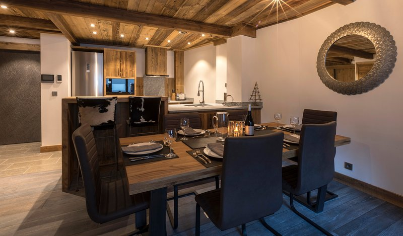 La Canadienne 32 - luxury 3-bedroom apartment, location de vacances à Val d'Isère