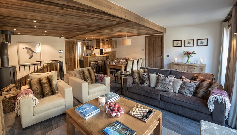 La Canadienne 40 - luxury 4-bedroom duplex, location de vacances à Val d'Isère