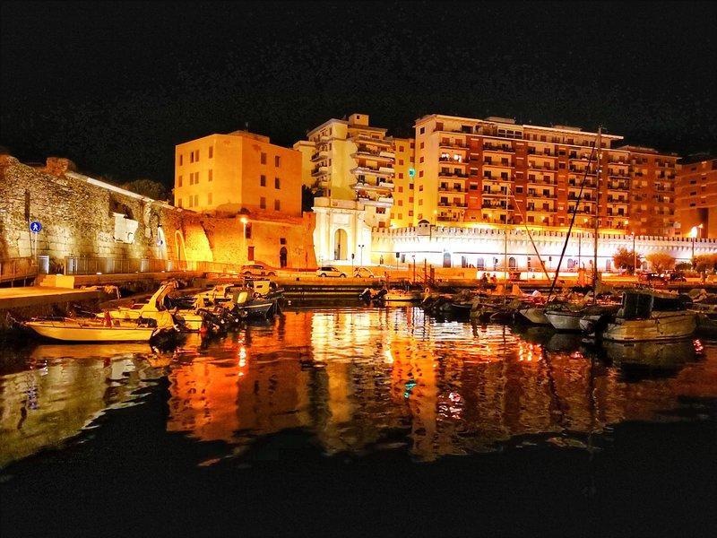 B&b la finestra sul porto, location de vacances à Civitavecchia