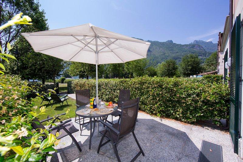 Porto Letizia Ortensia 3, holiday rental in Province of Como