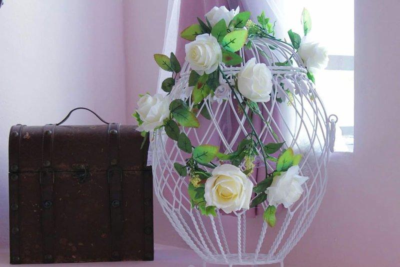 BukitIndah-YES I Do Chapel- Romantic Bridal Suite, holiday rental in Senai