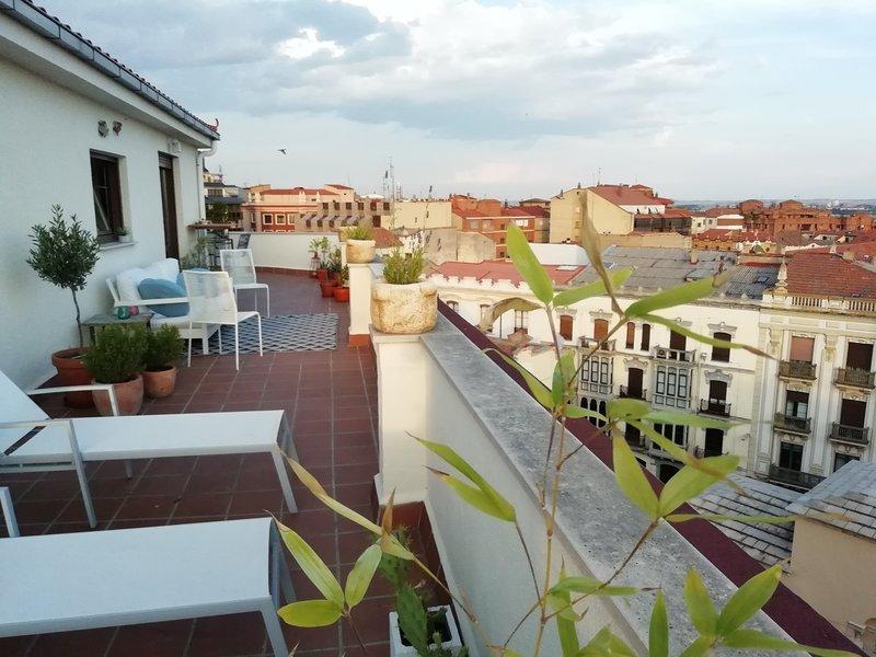 El Mirador de Zamora, aluguéis de temporada em Andavias