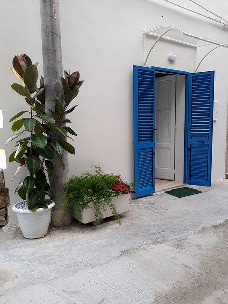 CASA RELAX LA PINETA, location de vacances à Frassanito
