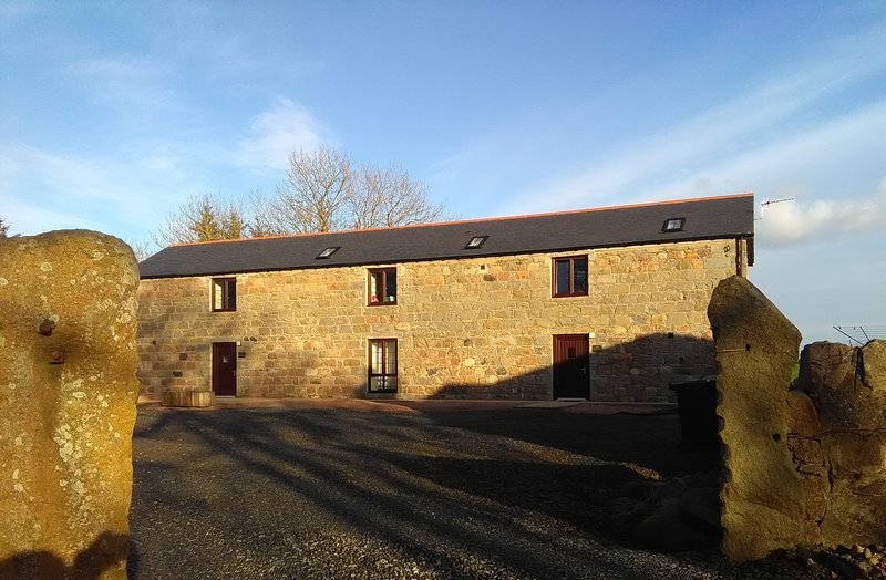 3 Bedroom barn conversion, Sleeps 6, casa vacanza a Cruden Bay (Port Erroll)