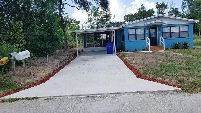 Bahama Blue Cottage