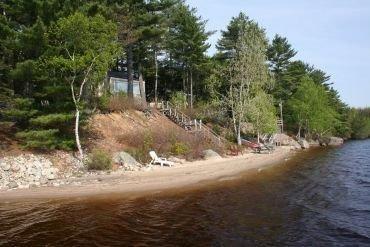 Cottage surplombant