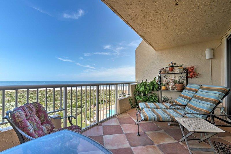 Reclamar este nuevo condominio de vacaciones en Symrna Beach como el suyo!