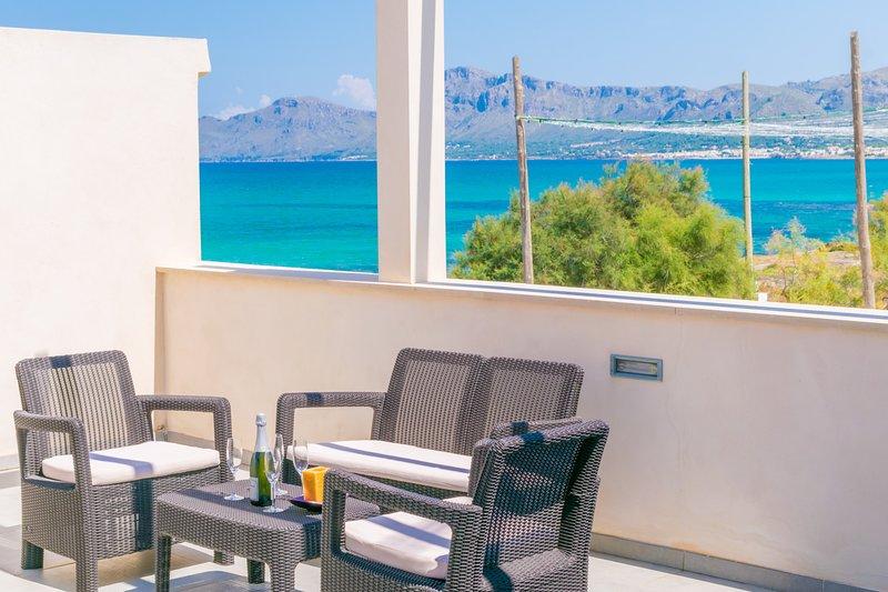 BORGES - Apartment for 6 people in Son Serra De Marina, holiday rental in Son Serra de Marina