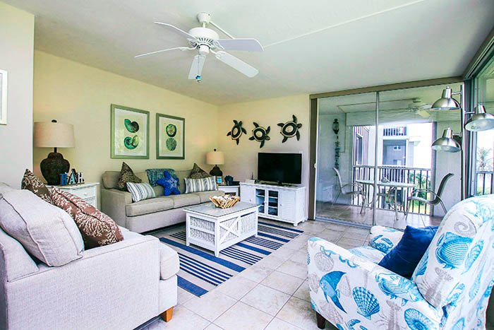 Island Beach Club 310C, holiday rental in Sanibel Island
