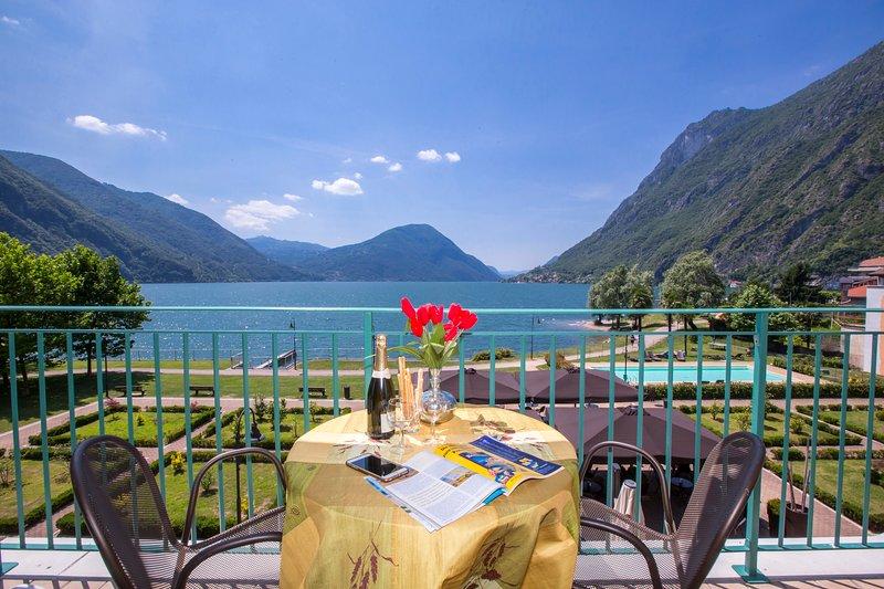 Porto Letizia S10, vacation rental in Province of Como