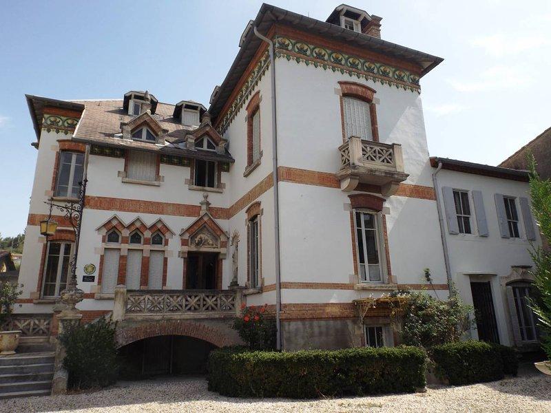 La maison du Chapelier, vacation rental in Serres