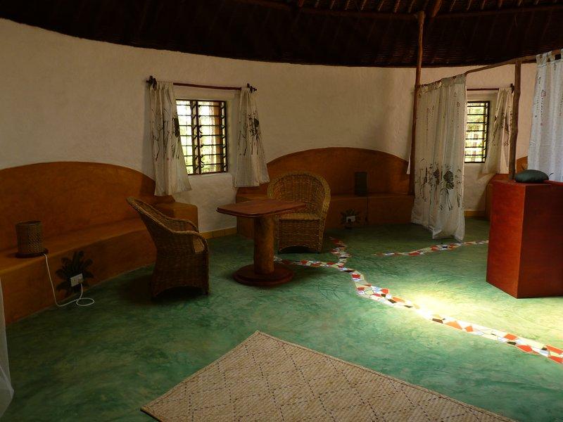 Miti Milele Ökohaus, casa vacanza a Wasini Island