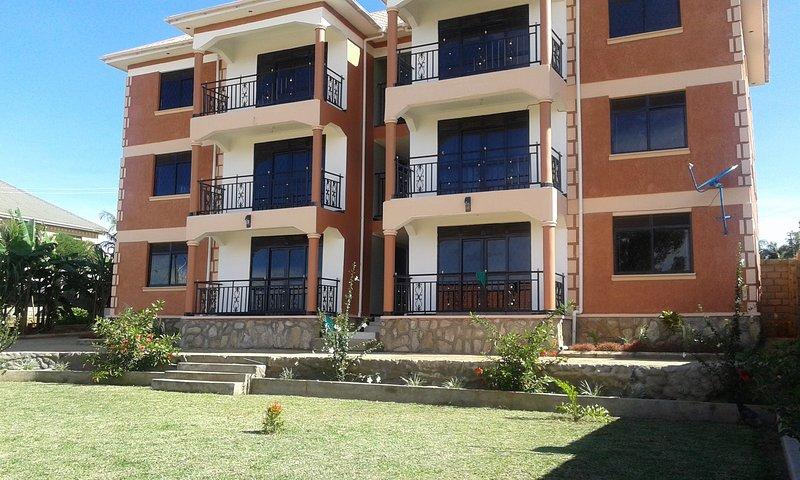 Rental Apartments, vacation rental in Entebbe