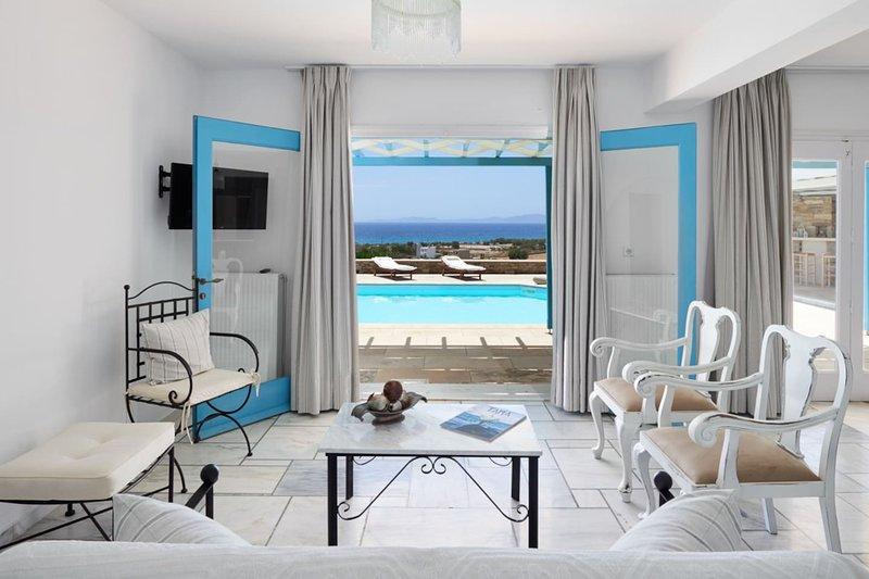 Blue Marble (111 Sqm), holiday rental in Triantaros